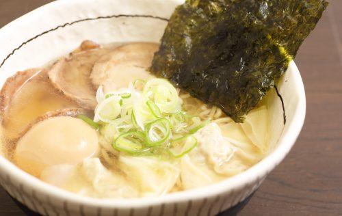 塩ねぎチャーシュー麺
