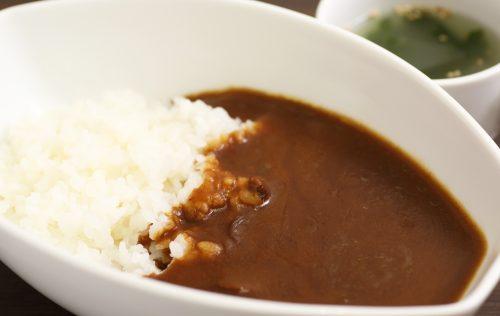 ビーフカレー(スープ付)